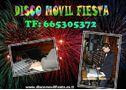 S&#39;ofereix dj disc jockey disc movil per </em>. - En Barcelona