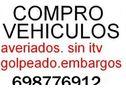 Compro cotxes,furgons,camions,ex </em>. - En Barcelona