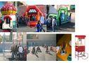festes infantils, comunions, noces, festes de barri, festes de barri - En Barcelona