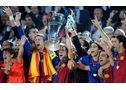 Supercopa barça madrid a prop jugadors - En Barcelona