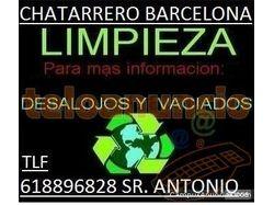 Recogida de chatarra gratis barcelona